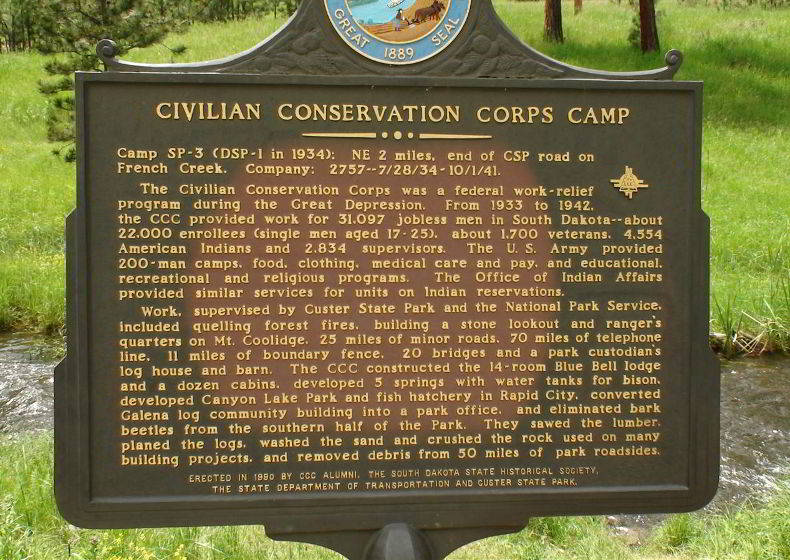 CCC Camp Narrows