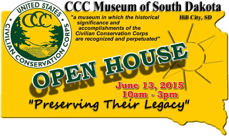 CCC Museum Open House