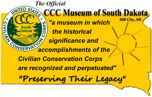 Donate to the CCC Museum of SD