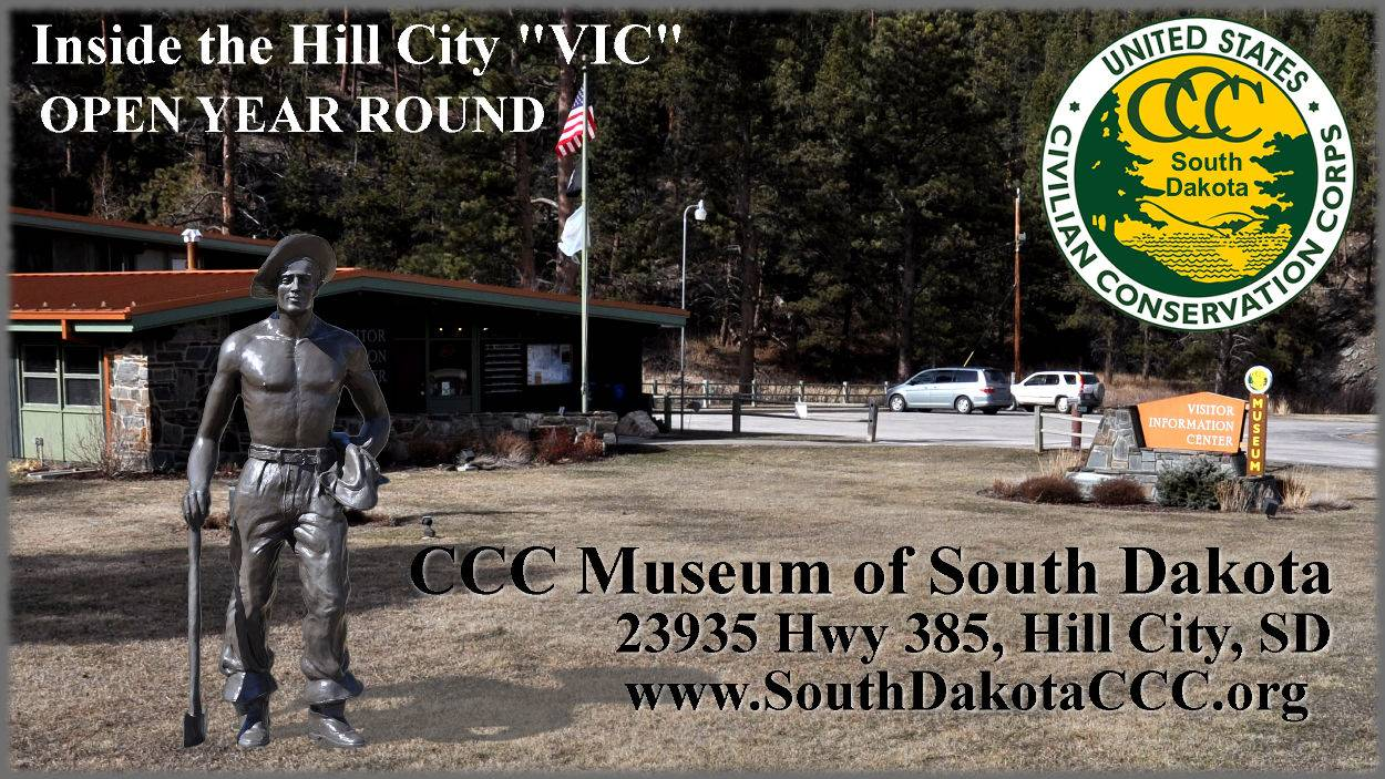 The CCC Museum is open year round