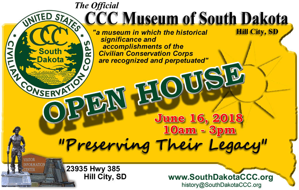 2018 CCC Museum Open House