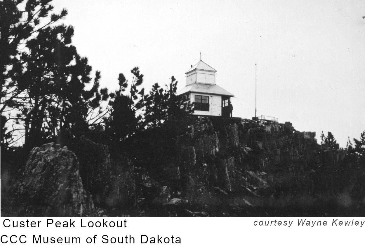 Custer Peak Lookout