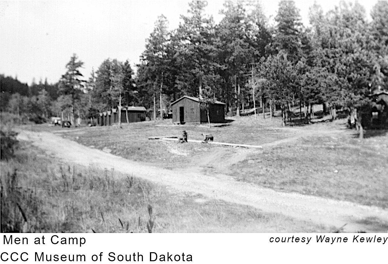 Camp Orman Dam, Fruitdale